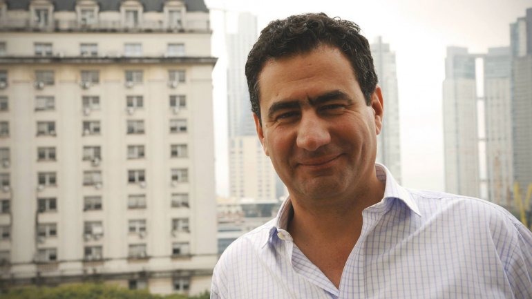 Pami,Director  ejecutivo Carlos Reggazoni