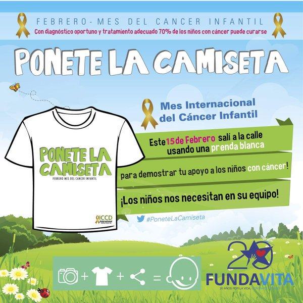 Noticias_chivilcoy_campaña contra el cáncer infantil