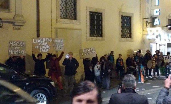 Noticias_chivilcoy_macri en roma