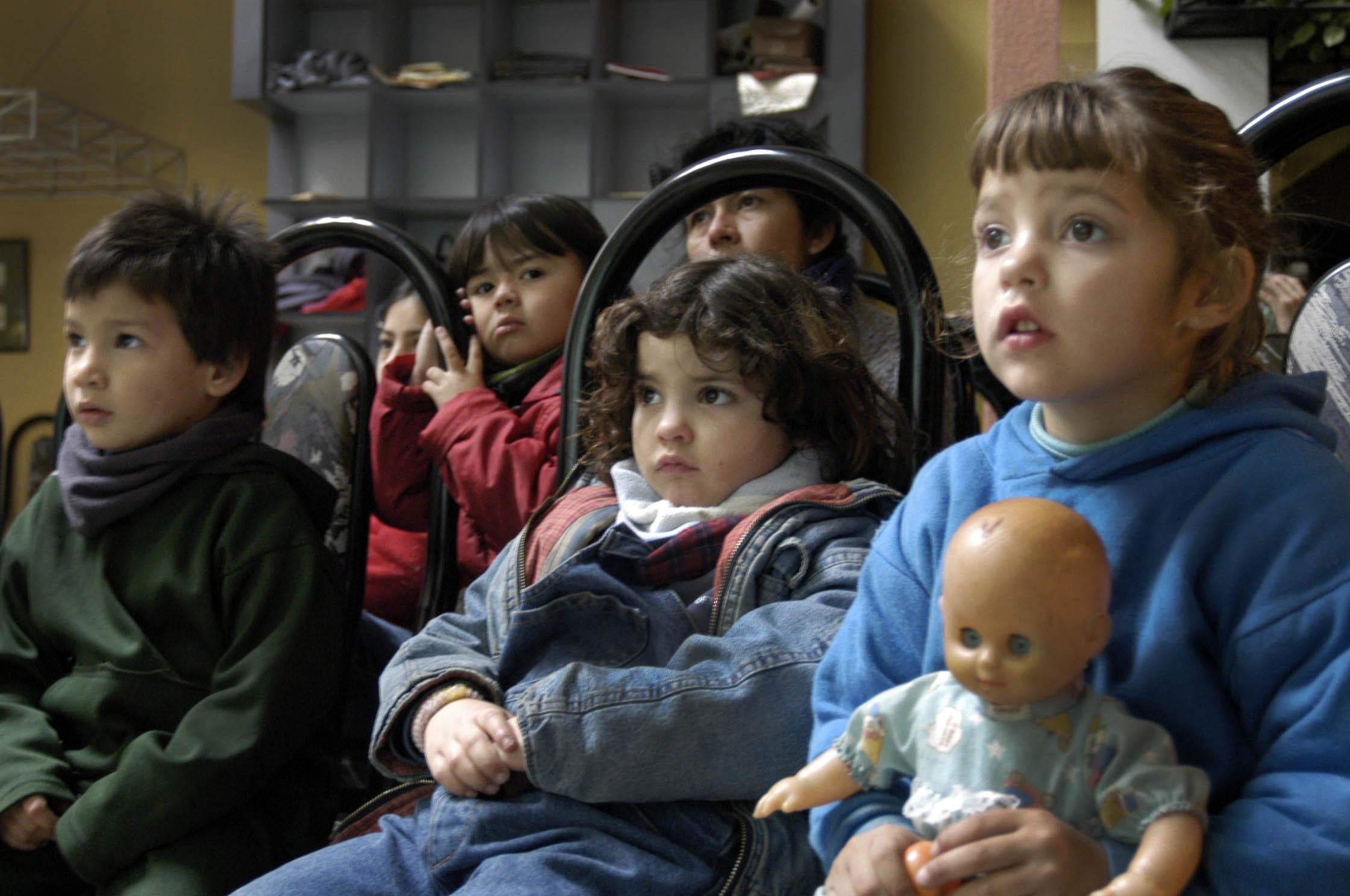 22marzo2016- Crece el interés por el cine entre los alumnos de las escuelas bonaerenses II