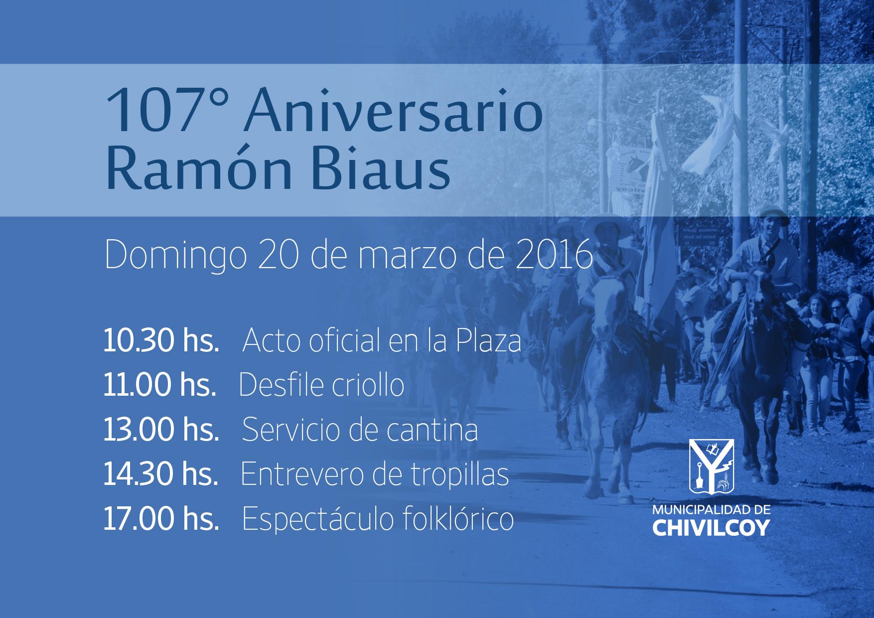 Aniversario Biaus
