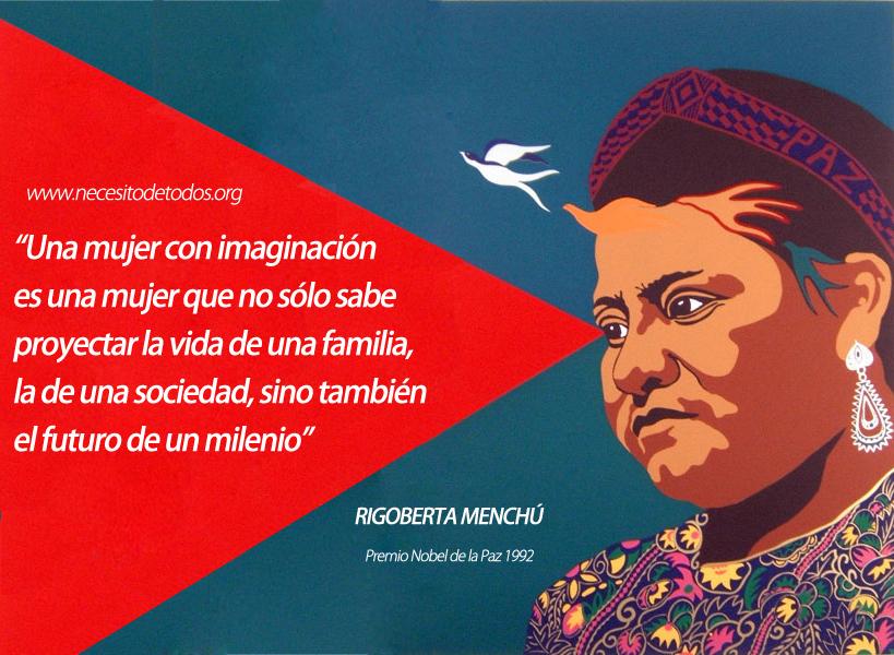 Noticias_Chivilcoy_8marzorigoberta-menchu-poder-de-la-mujer