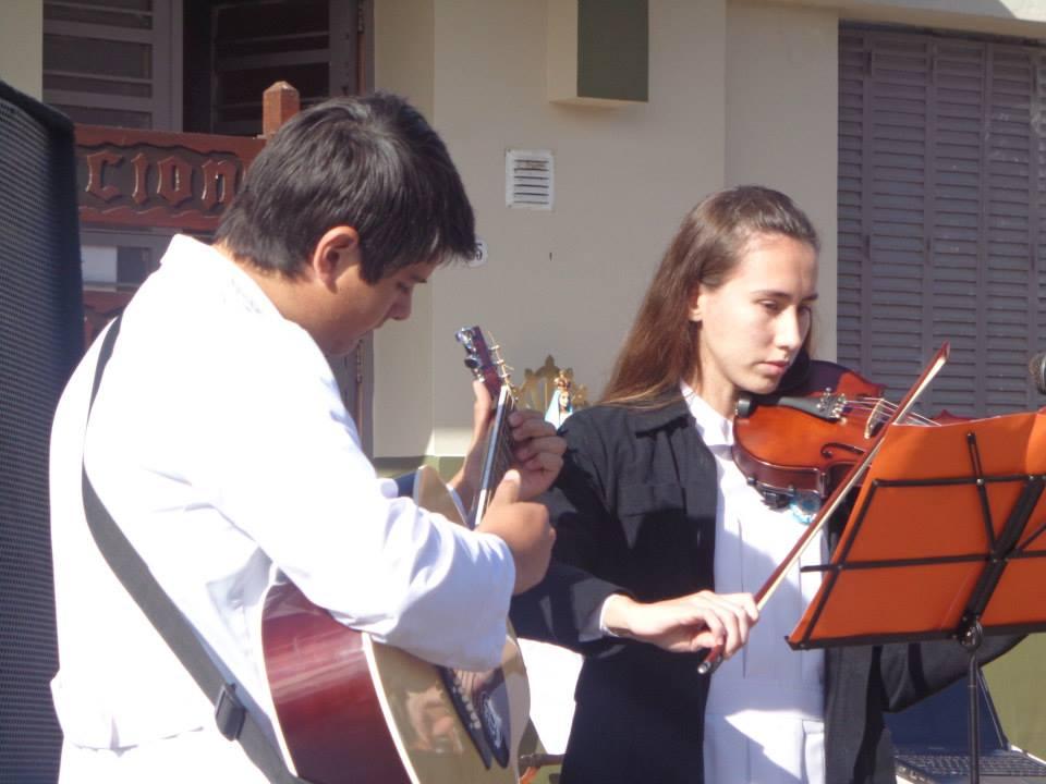 Alumna de Alberdi va a EE UU 1 (2)