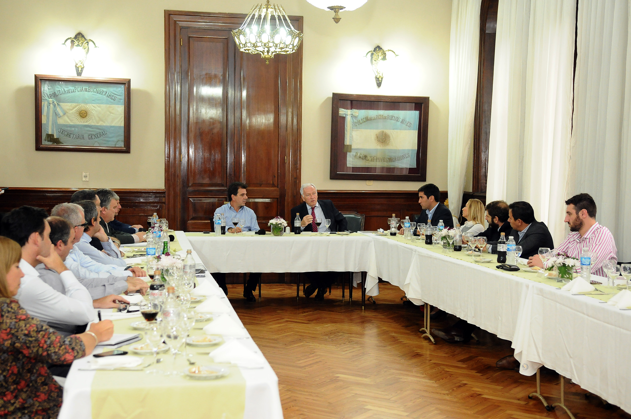 Noticias_chivilcoy_04-04 Ritondo se reunió con Mahiques y legisladores provinciales