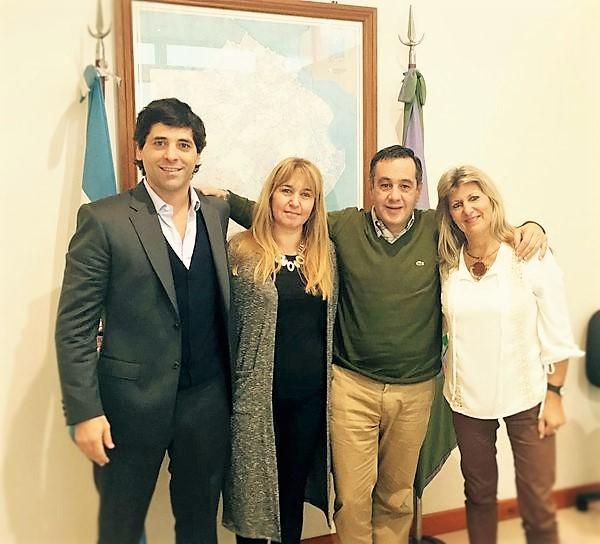 SUSANA CRESPI  Y dE  LUCA Y fINOCCHIARO