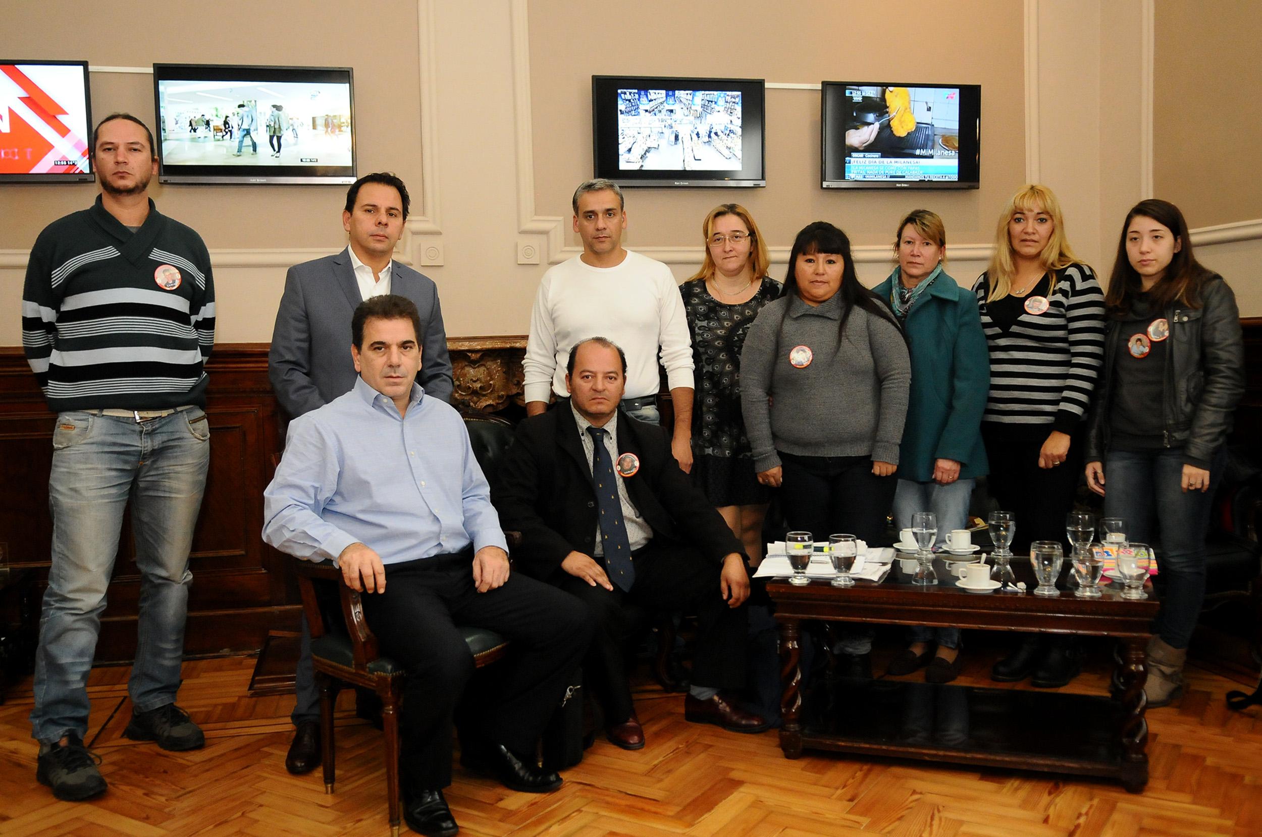03-05 Ritondo con ONG La Matanza