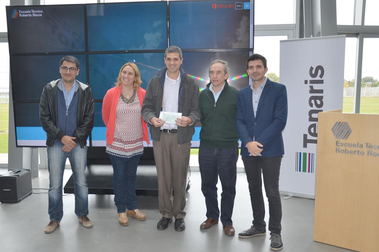 Instituciones educativas de Campana recibieron donaciones correspondientes en crédito fiscal