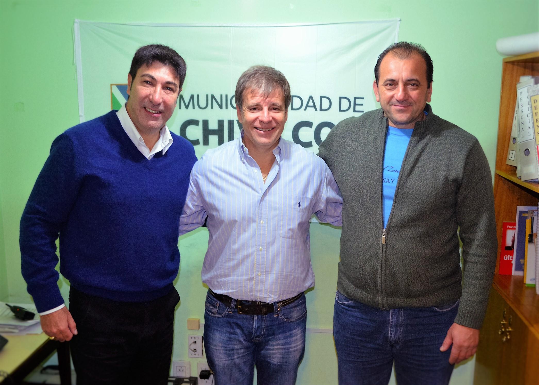 SEC-CARLOS-PERILLO-DIRECTOR-MARCELO-LOYOLA--COORD.-DE-DEFENSA-CIVIL-ESTEBAN-GENARO
