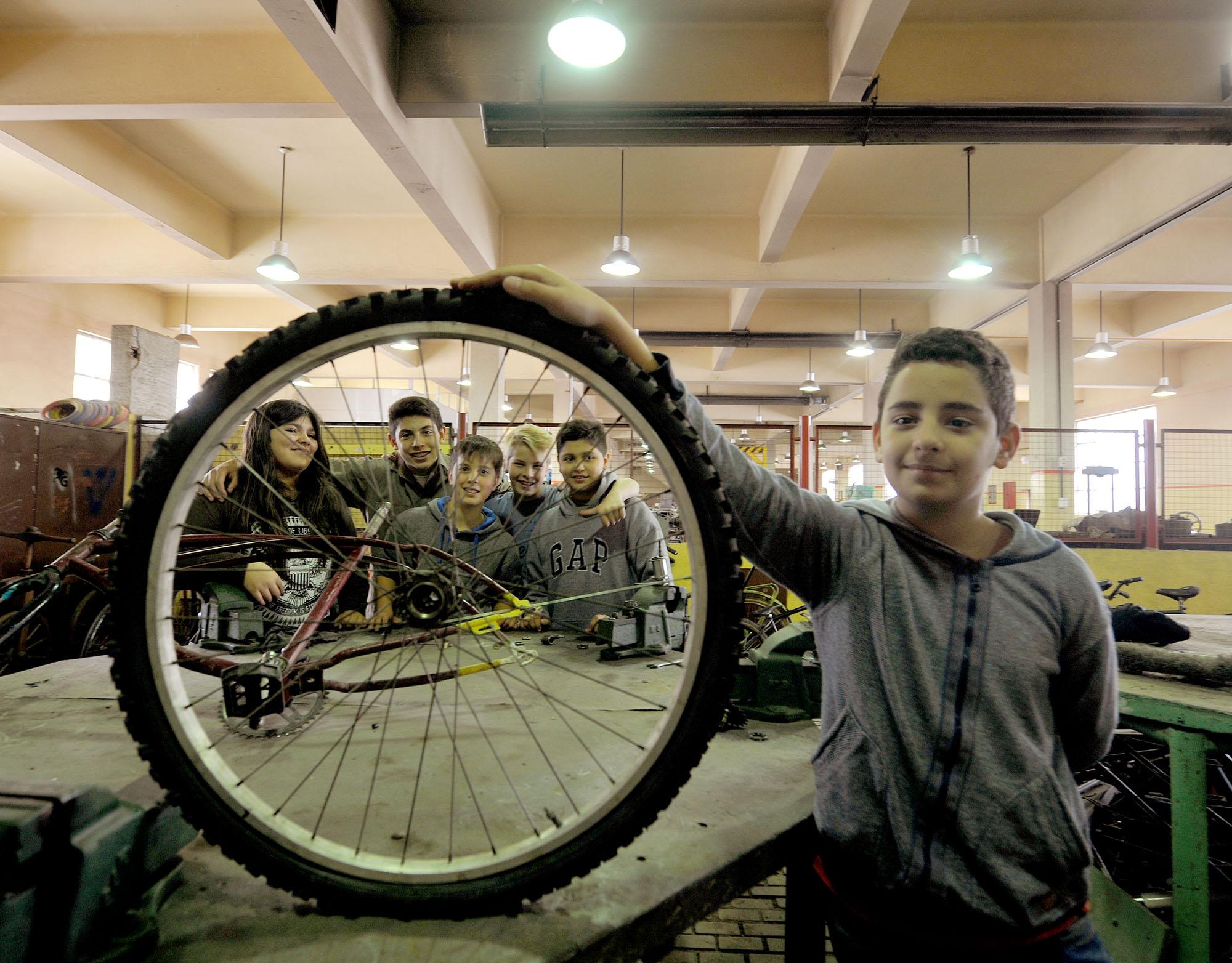 Taller de bici ET 6 La Plata 8