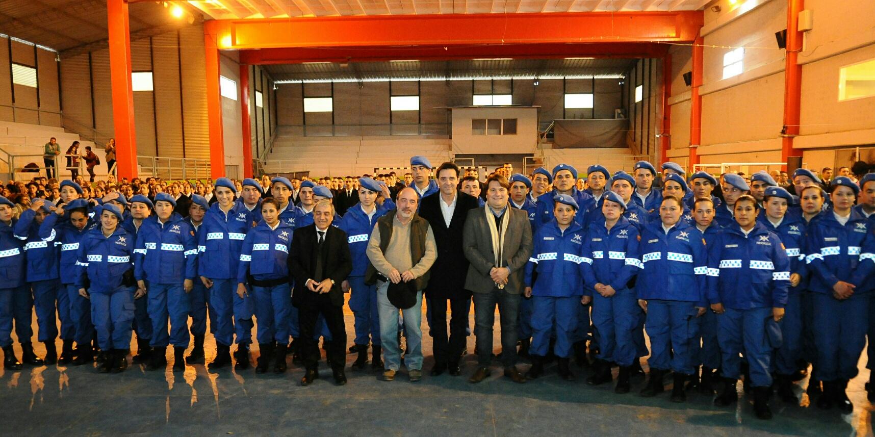 charlaEgreso de las Policías Locales de Gral. Rodríguez y Marcos Paz