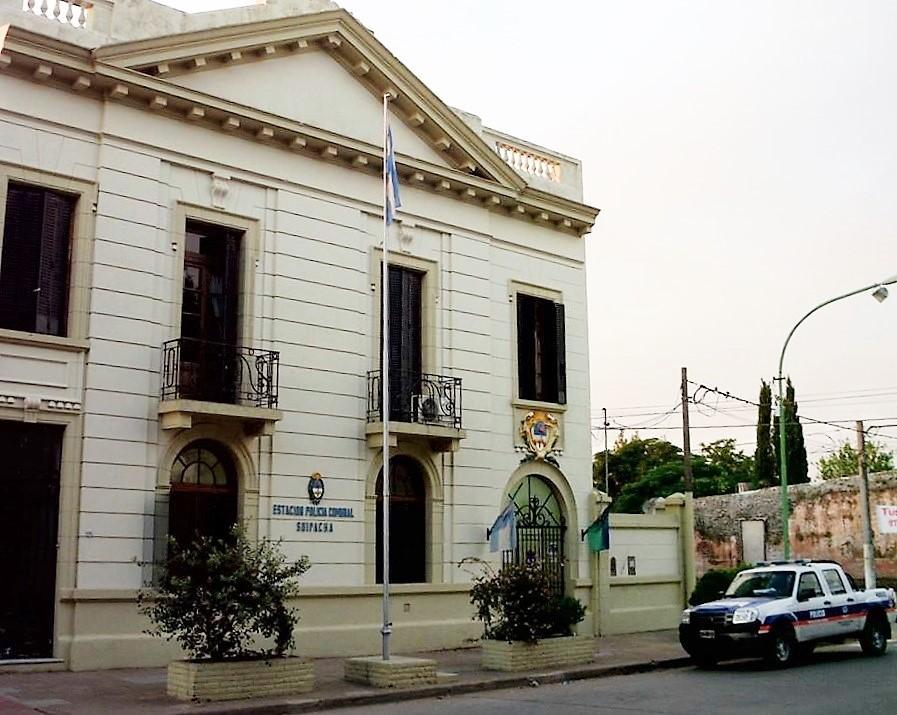comisaría de suipacha