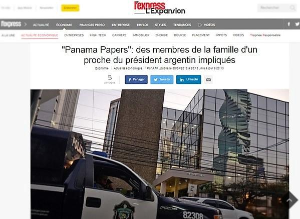 panama paper sigue
