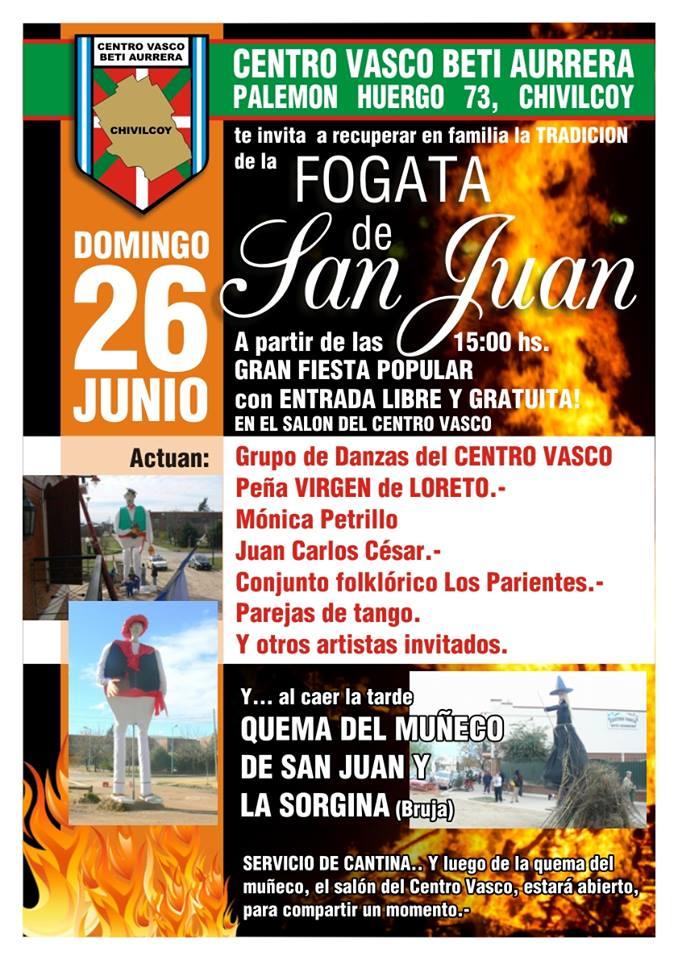 Fogata de San Juan
