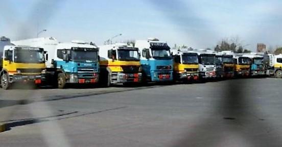 camioneros paro