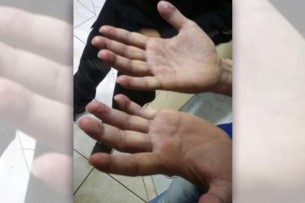 perez corradi  manos