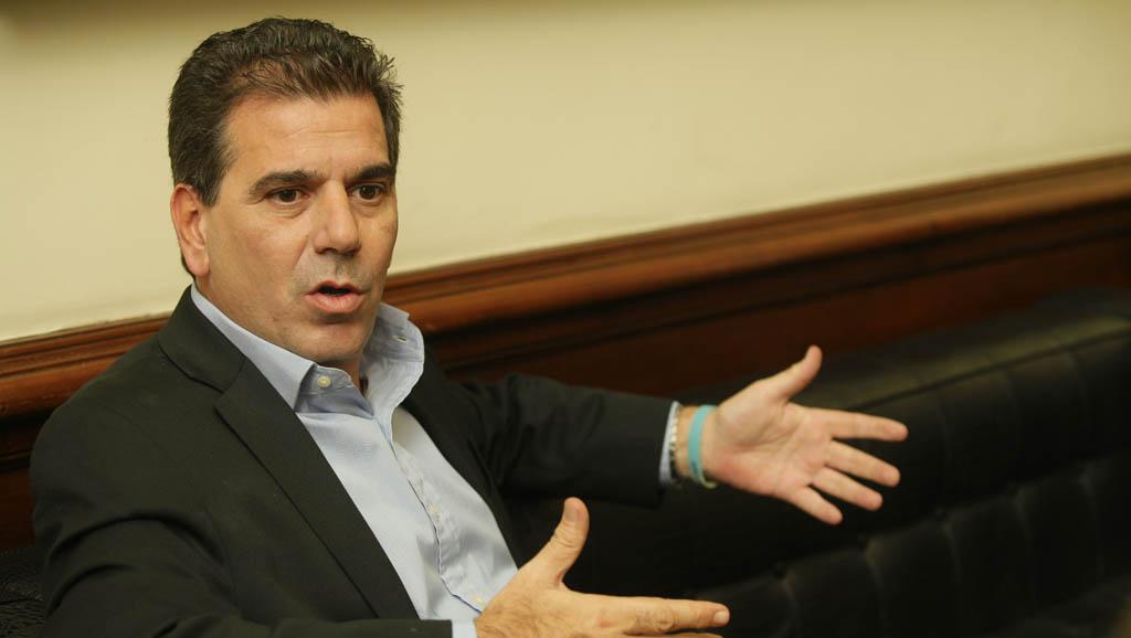 Cristian Ritondo. Candidato a gobernador bonaerense por el PRO. PTC      Hernan Zenteno   18_6_15