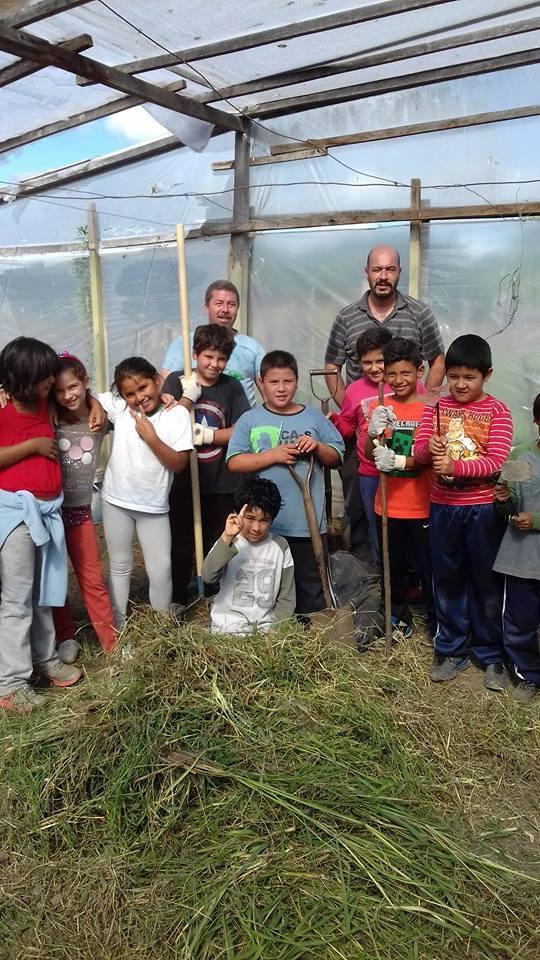 19-07-2016- Berazategui una cooperativa escolar que no para de cosechar IV