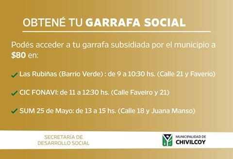 gas social