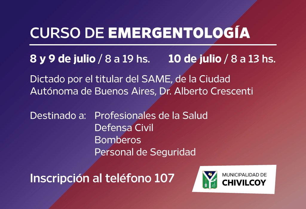 noticias-chivilcoy-emergentología-curso