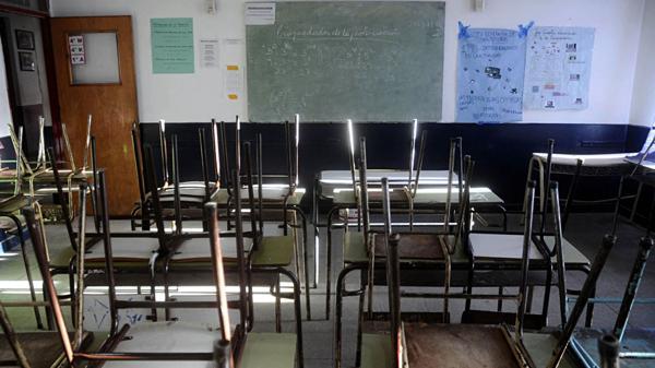 paro maestros 1-8