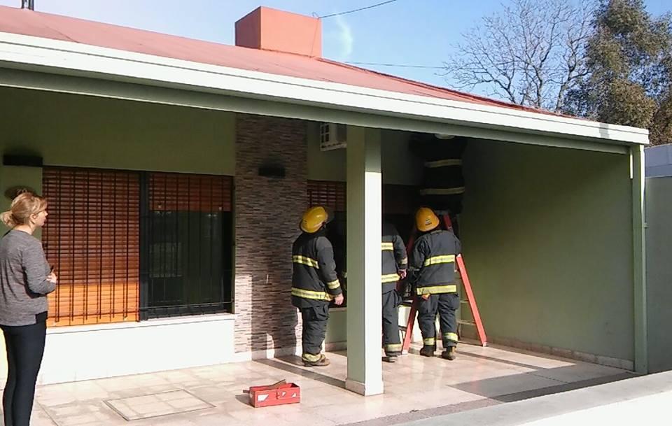bomberos zorro